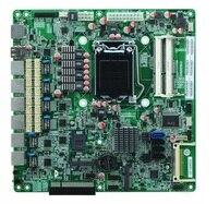 Intel LGA 1155/B75 3rd Ivy Bridge i3/i5/i7 6 Gigabit брандмауэр плата с 2 группы обход