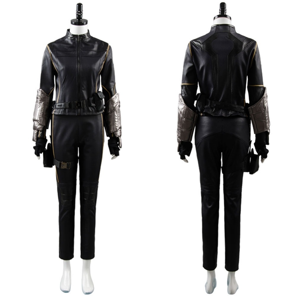 2017 Agents of Shield S.H.I.E.L.D Quake Daisy Johnson Skay Outfit Halloween Carnival Cosplay Costume Free Shipping