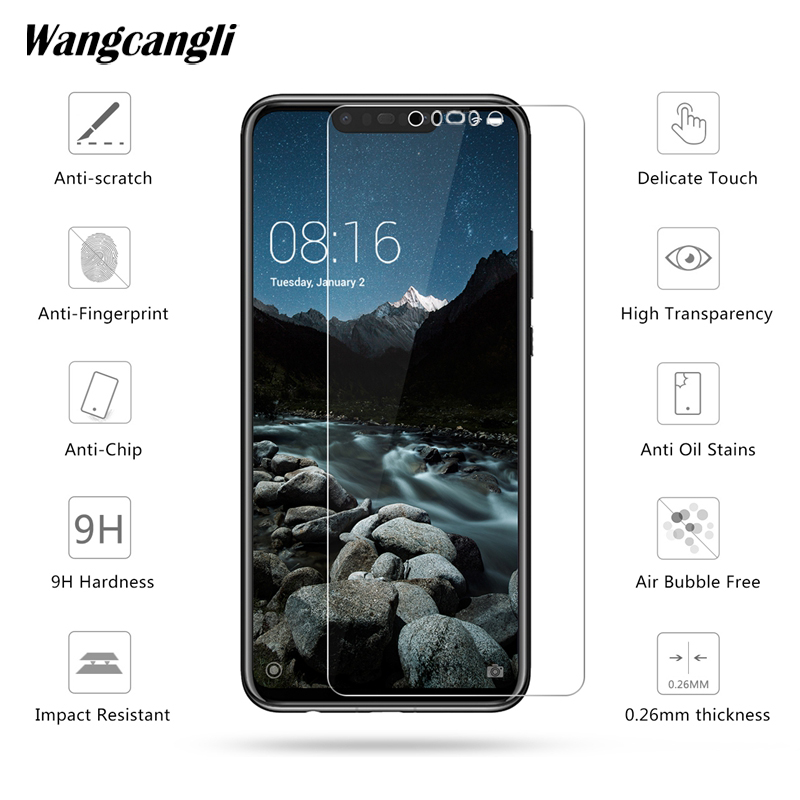 1Pcs Tempered Glass For Huawei Mate 9 Lite On Screen Protector Phone Film On Glass Tempered For Huawei Mate 9 Lite Glass