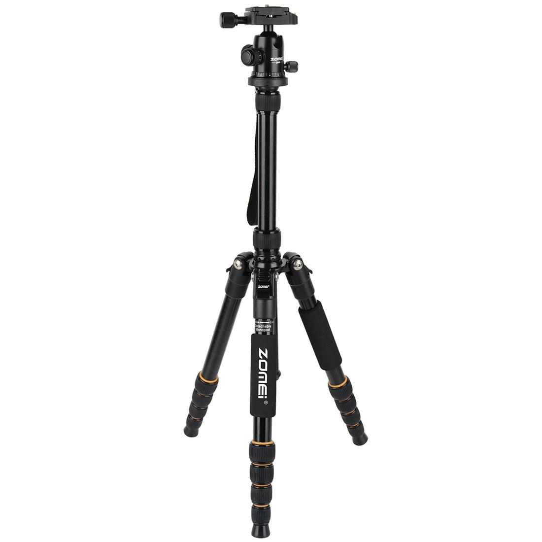 ZOMEi Q666 Profesionální cestovní fotoaparát Tripod Monopod - Videokamery a fotoaparáty - Fotografie 2