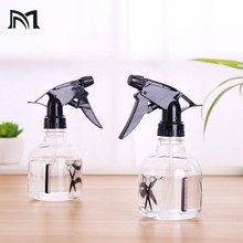 250ml Hairdressing Water Sprayer Hair Salon Tool Plastic Spray Bottle Plastic Multifunctional Cosmetic Spray Bottle Adjustable sprayer charging nano spray water meter adjustable rotary nozzle head moisturizing hairdressing easy to use