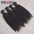 Beyo hair products mongolian kinky curly hair kinky curly virgin hair 4 pcs free shipping human hair extensions 100 grams