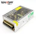 12V 16.6A 200W Импульсный драйвер для DIY светодиодного освещения  блок питания светодиодной ленты AC170-240V вход в DC 12 V  2 года гарантии