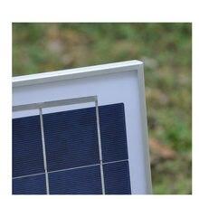 Portable Solar Panel 12v 50W Solar Energy For Home Solar Battery Charging  Camping Car Caravan Panneaux Solaire Solar Light
