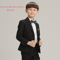 Boys Blazers Kids Boys Suits For Weddings Prom Formal Suits Birthday Dress For Boys Tuexdo Children