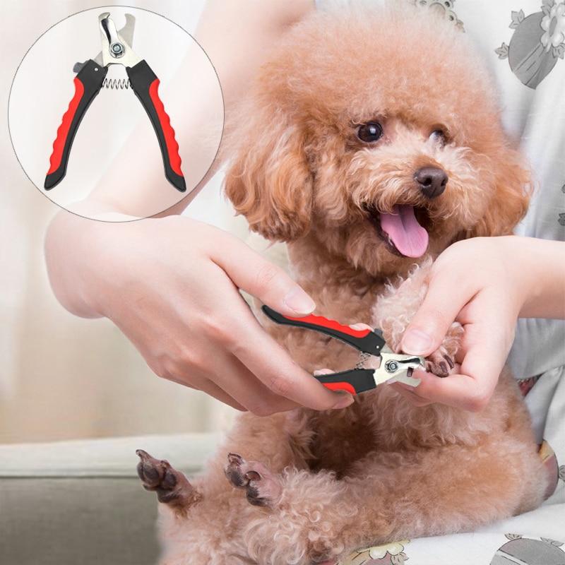 Kućni ljubimac škare za nokte trimer štene mačka noktiju za čišćenje noktiju ljubimac dotjerivanje pas kandža rezač trimer za životinje pas mačka opskrba 10
