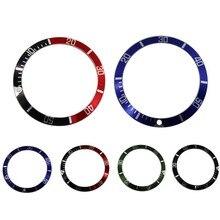 Shellhard 38mm Plastic Bezel Insert GMT Automatic Men's Watch Case 4 ColorsFor M