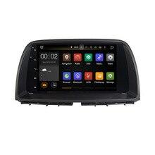 Octa Core RAM 4G ROM 32G Android para Mazda CX-5 2012 2013 2014 2013 2014 2015 2016 Navegación GPS reproductor de dvd Del Coche de radio audio