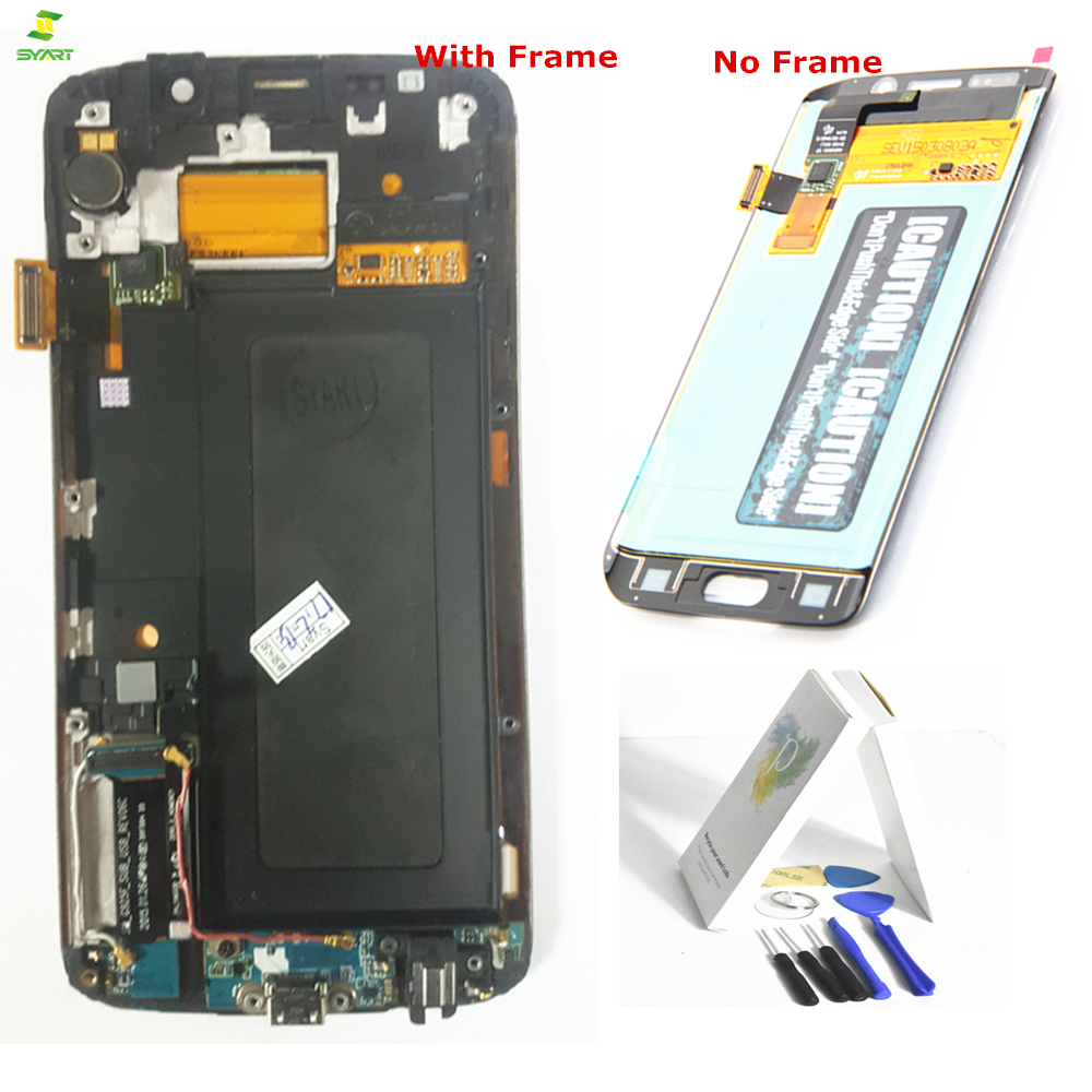 S6 Edge 5.1 Lcd G925 for Samsung Galaxy S6 Edge G925 G925F Full LCD Display Screen Touch Digitzier Screen Assembly CompleteS6 Edge 5.1 Lcd G925 for Samsung Galaxy S6 Edge G925 G925F Full LCD Display Screen Touch Digitzier Screen Assembly Complete