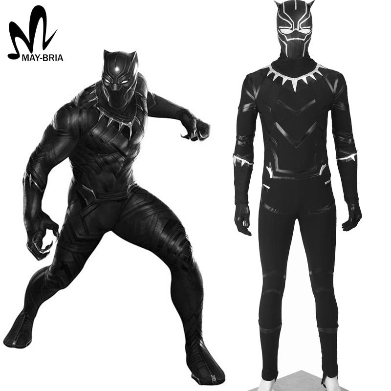 Popular Black Panther Costumes-Buy Cheap Black Panther Costumes lots from China Black Panther ...