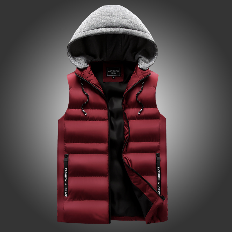 classic men\`s down jackets vintage elegant casual vests korean streetwear winter warm clothing dress canada coats vests for men (5)