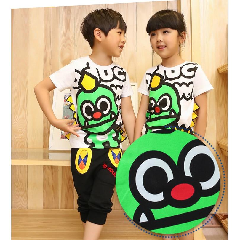 2-8 años niños camisetas bebés ropa linda niños top niñas - Ropa de ninos - foto 3