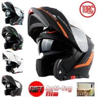 2016 NEW Full Face Motorcycle Helmet Moto Adult Mens Cascos Capacete Motocross Helmet Flip Up Helmet
