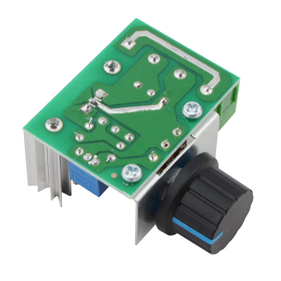 Led control dimmers Electronic switch 220V 2000W Speed Controller SCR Voltage Regulator Temperature Thermostat For table lamp