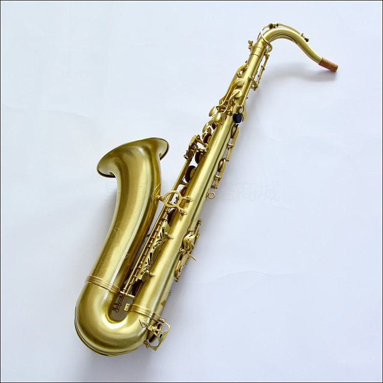 New tenor instrumentos musical Promotions saxofone profissional Selmer STS-54 sax tenor saxophone Bb drawing tenor sax saxophone bb antique brass surface wind instrument sax western instruments saxofone musical instruments saxophone