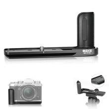 Meike MK-XT3G алюминиевый сплав рукоятка Quick Release Plate L кронштейн для камеры Fujifilm Fuji X-T3 XT3