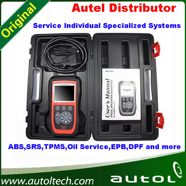High quality MaxiCheck Pro Original Autel maxicheck airbag/abs,autel maxicheck pro airbag/abs code reader Free Shipping