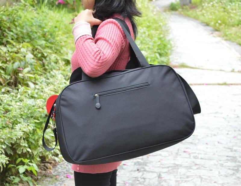 meninas Tote : Print Luggage