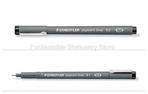 Image 3 - STAEDTLER 308 SB6P 6 psc Art Marker Penne set A Base di Acqua Inchiostro Creativo set di materiale scolastico Uffici