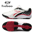 TIEBAO Brand Professional Adult EU Size 37-44 Soccer Shoes TF Turf Soles Outdoor Sports Football Boots Athletic Trainer Sneakers