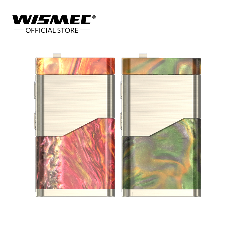[Official Store] Original Wismec LUXOTIC NC 20700 Box MOD 250W Output Fit Guillotine V2 RDA Vape Mod uses 18650/20700 battery