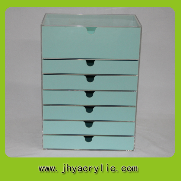 High Quality Wall-mounted Acrylic clear acrylic cube storage organizer/clear acrylic makeup organizer  sc 1 st  AliExpress.com & High Quality Wall mounted Acrylic clear acrylic cube storage ...