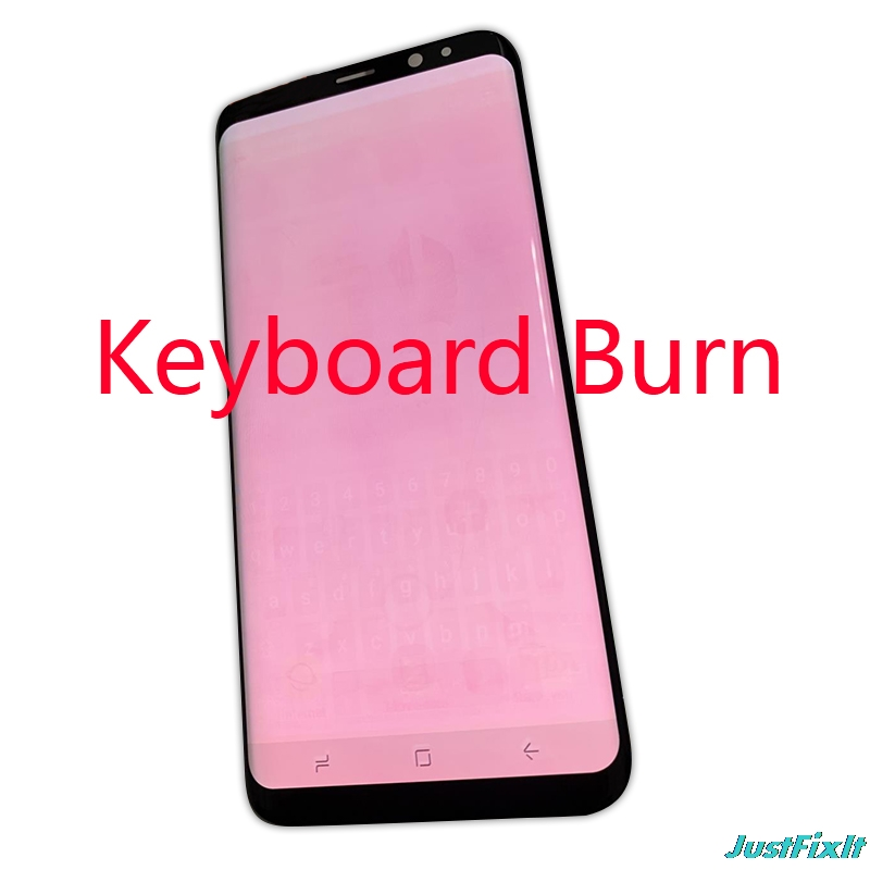 HTB1wH9EX2Bj uVjSZFpq6A0SXXaZ Super AMOLED For Samsung Galaxy S8 S8 plus G950 G950F G955fd G955F Burn-in Shadow Lcd Display With Touch Screen Digitizer Screen