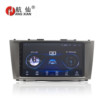 HANG XIAN 9 Quadcore Android 8.1 Car radio for Toyota Camry 2006-2011 car dvd player GPS navigation car multimedia