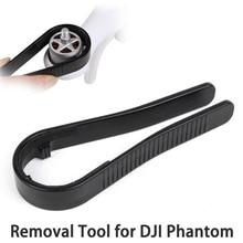 Motor Propulsor Split Clamp Clip para DJI Phantom 3/+ Cubierta de La Lente Herramienta de Eliminación Del Filtro para DJI Phantom 4PRO/4 Avanzada