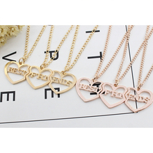 bff necklaces for 3