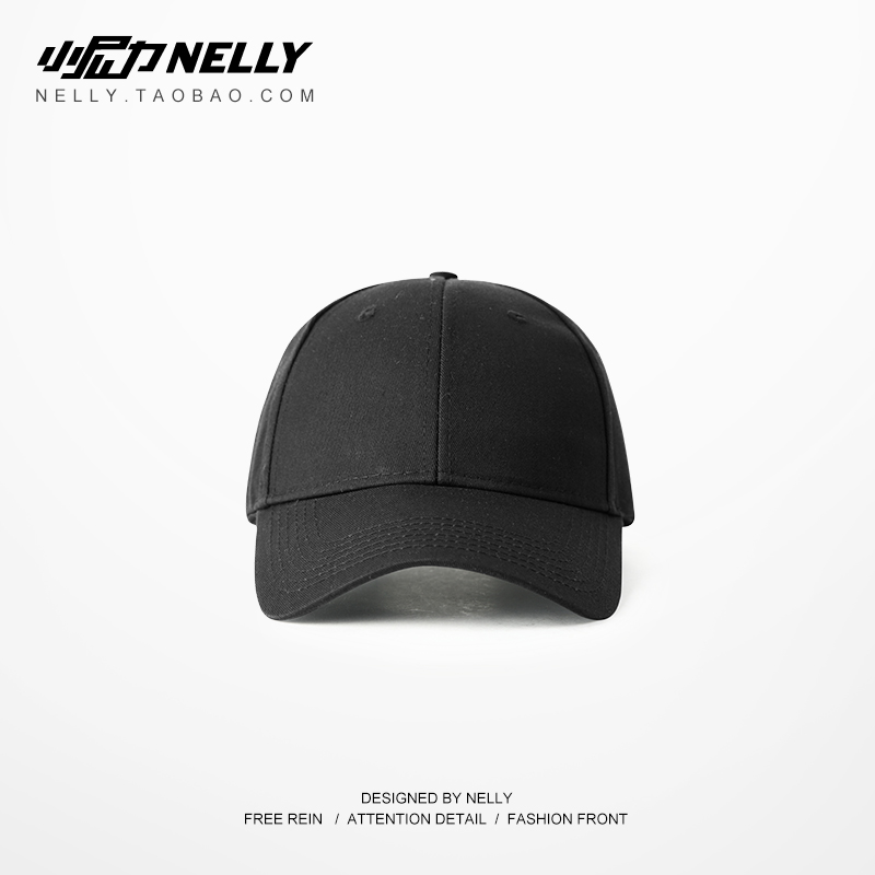 Duck Tongue Hat Solid Color Unisex Sunshade Hat Hip Hop Sports Baseball Adjustable Hat 8 Colors Optional 2019 Nelly