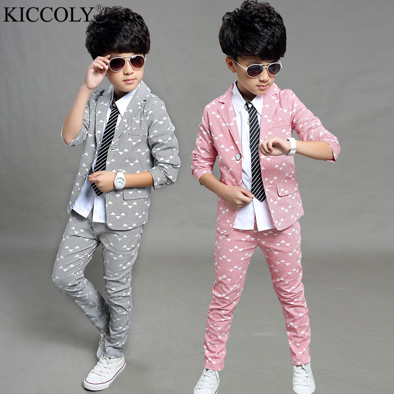 Boys Blazers Kids Boys Suits For Weddings Prom Suits