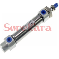 Single Acting Spring Extend CDM2B Bore 20 40mm Mini Pneumatic Cylinder More Types Refer To Form