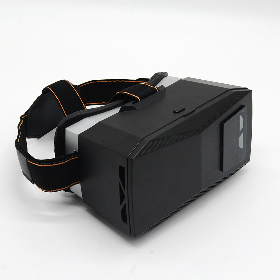 iDOCOU VR 3D Glasses Headsets VR Box Adjustable Pupil and Object Distance for Myopia people FOV 96 Anti Blue PMMA Lens 1