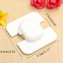 New Arrival Kids Child Baby Safety Door Lock Proof Cupboard Fridge Cabinet Prevent Clamping Toddler Safety Locks