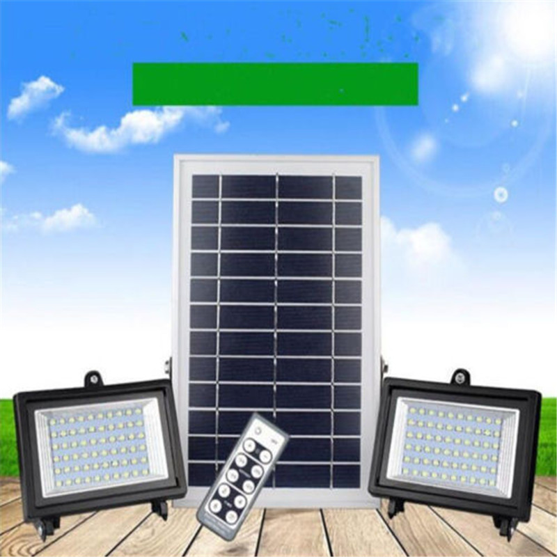 12 W noite sensor de Luz Solar