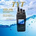 New Model TYT MD398/MD-398 Waterproof DMR Digital Handheld Two way radio/walkie talkie IP67 10W 400-470MHZ walkie talkie
