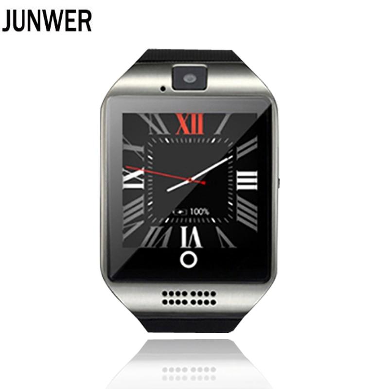 JUNWER Bluetooth Smart watch Q18 Fitness Tracker Smart ...
