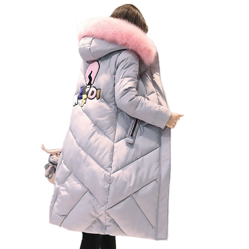 Winter Jacket Women 2017 New Winter Coat Women Long Parka Luxury Fur Cotton-Padded coat Women Wadded Jackets Plus Size 3XL winter jacket women 2017 new winter coat women long parka luxury fur cotton padded coat women wadded jackets plus size 3xl