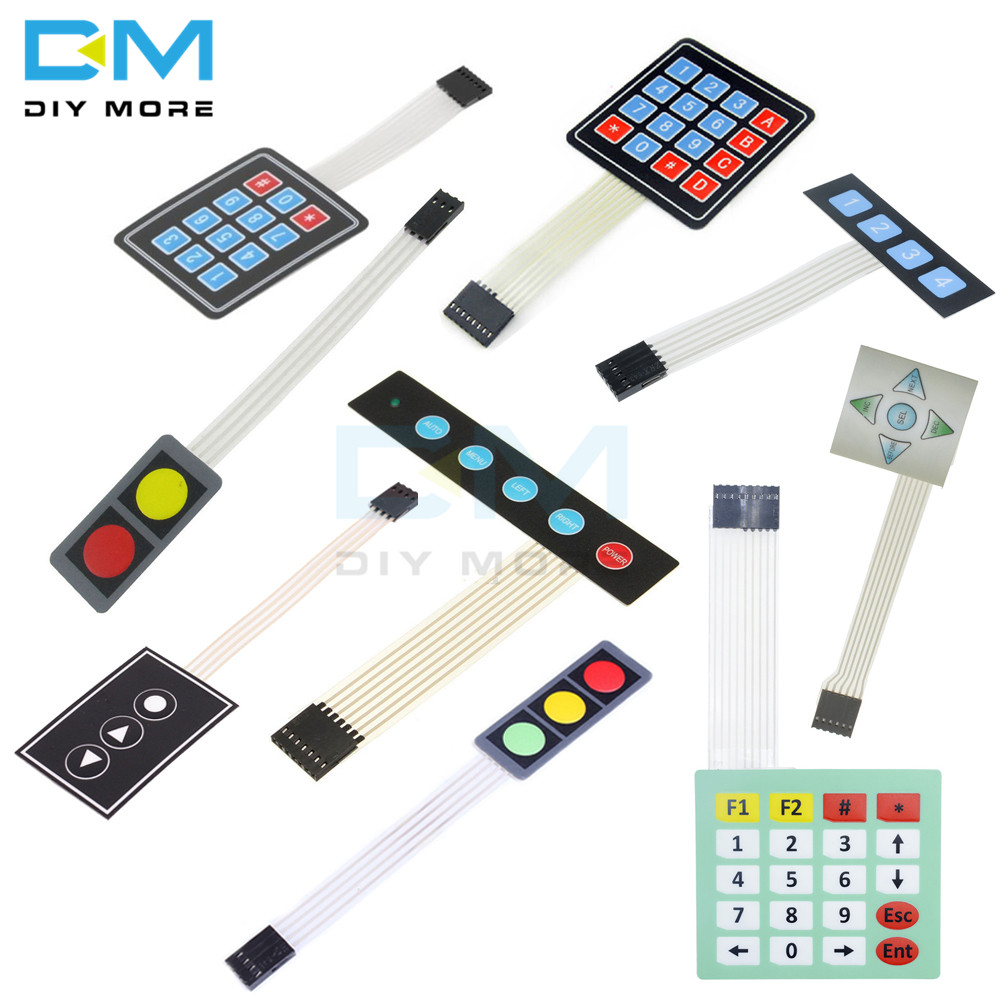 Cheap for all in-house products arduino 4x4 keypad in FULL HOME