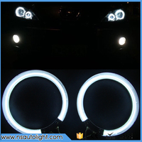 Free Shipping CCFL Angel Eyes All Size Available 72mm 90mm 100mm 105mm 120mm 144mm 165mm Mixed