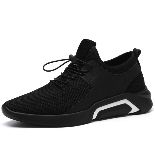 Fashion Casual Mesh Men Walking Sports Shoes Breathable Comfort Male Running Shoes Leisure Lace Up Design Light Sneakers Z478 stylish men s casual shoes with buckle and breathable design