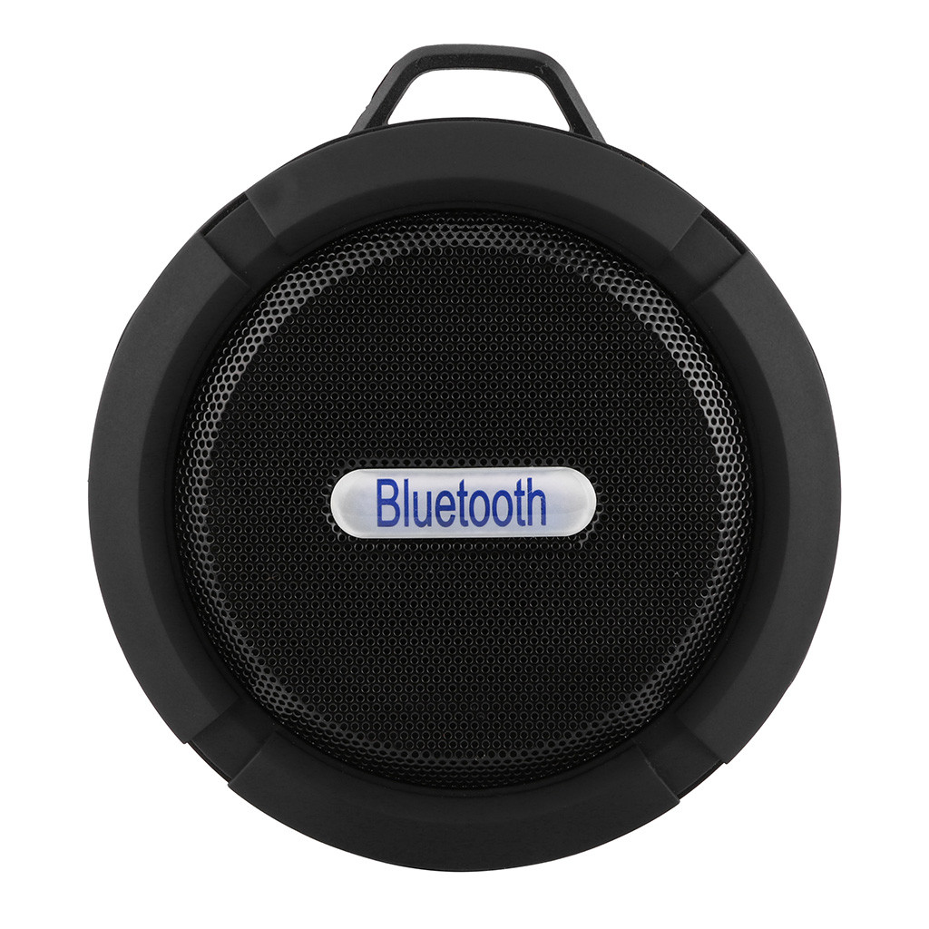 Image 2 - Bluetooth Speaker Outdoor HIFI Portable Wireless Bluetooth Speaker Stereo Sound Bar TF Subwoofer Column Speakers With Hand Strap-in Portable Speakers from Consumer Electronics