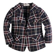 woven cotton 100%  toddler BOY blazer BB161101B