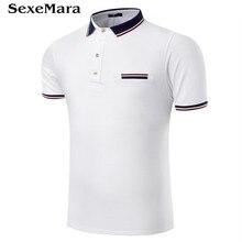 SexeMara New Famous Brand polo ralph crown Men and women Polo Shirts Brand cheap Short Sleeve Poblo Camisa Polo shirt Polos