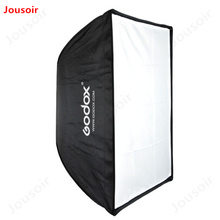 Umbrella Softbox Godox Rectangular Softbox 19″x27″/50*70cm Umbrella Reflector High Quality For Speedlite/Camera Flash CD15