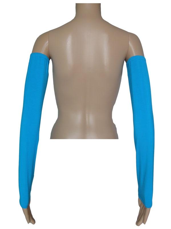 Offen 40 Teile/beutel Können Farben Wählen 53 Cm Lang 20 Farbe Modale Baumwolle Muslimischen Oversleeve Hoher Standard In QualitäT Und Hygiene Armstulpen Bekleidung Zubehör