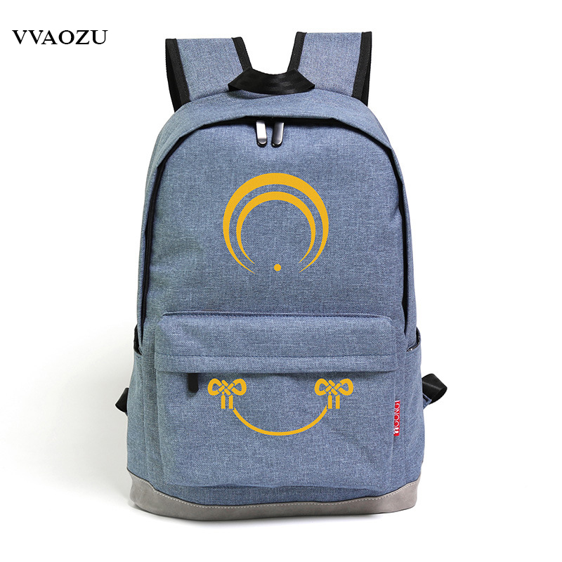 Anime Touken Ranbu Online Yamatonokami Yasusada Cosplay Backpack Mikazuki Munechika Cartoon School Bag Bookbag for Students touken ranbu sword dance mikazuki