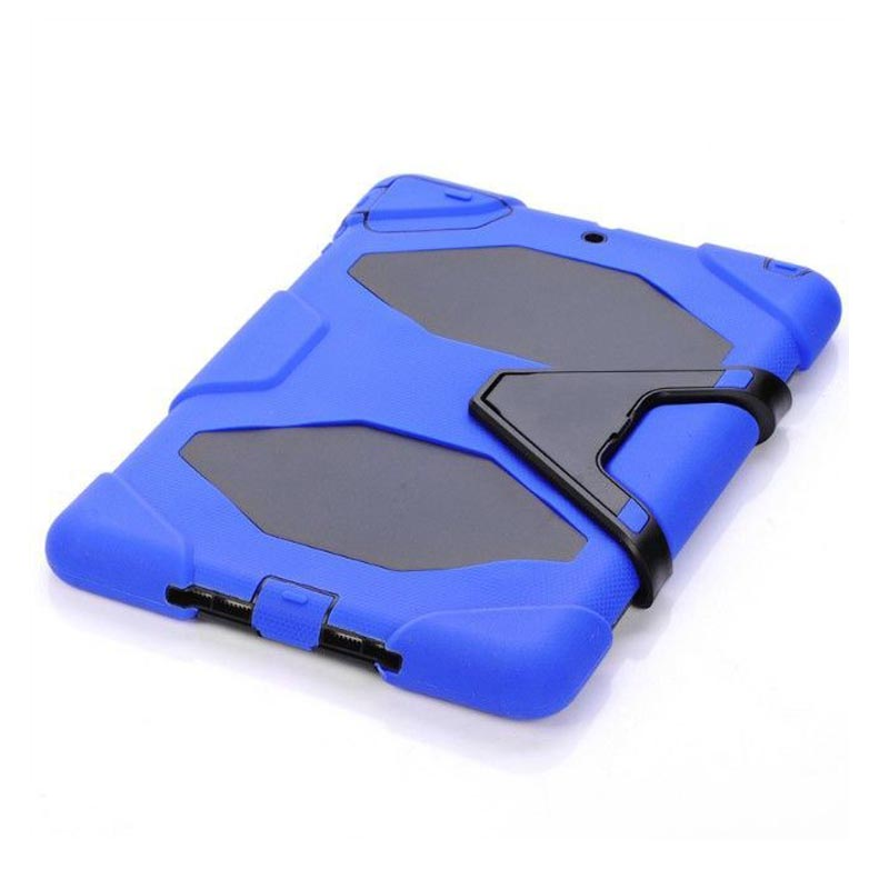 For Apple iPad Air Case for iPad 5 Shockproof Armor Hybrid Defender silicone Cover A1474 A1475 A1476 Child Tablet s
