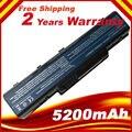 Emachines e525 batería 5200 mah del ordenador portátil para acer as09a31 as09a41 as09a51 as09a61 d725 as09a71 aspire 4732z 4732